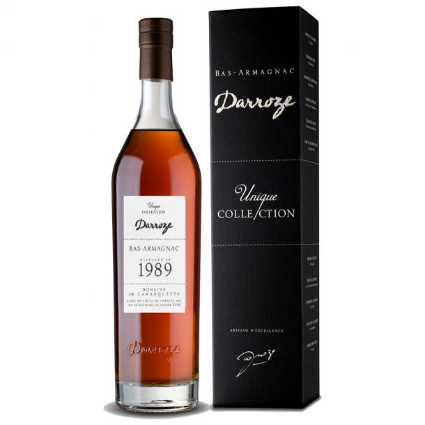 Darroze Armagnac 1989 Domaine de Lamarquette 1,5l