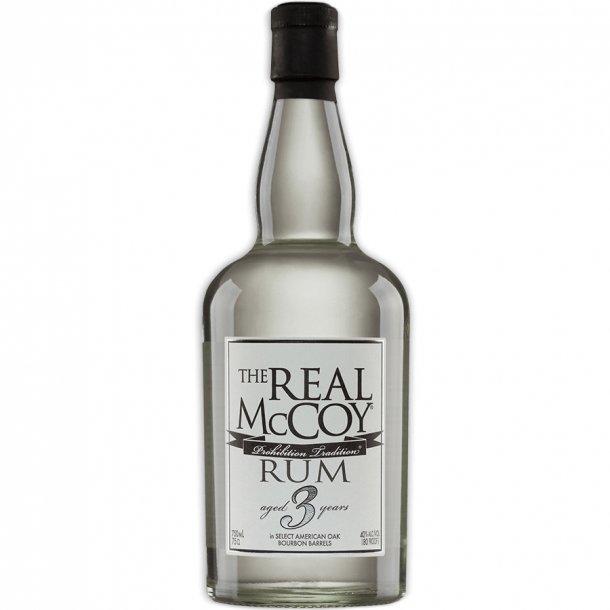 The Real McCoy 3YO - White