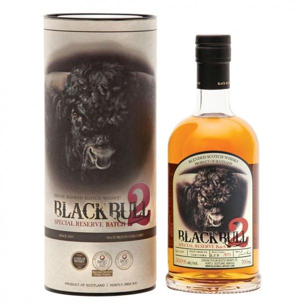 Black Bull Special Reserve Blended 50%