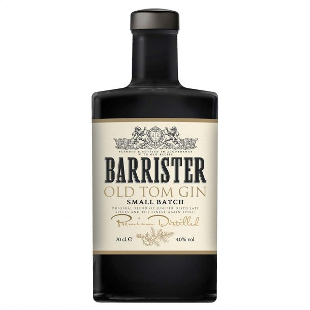 Barrister Old Tom Gin 0,7l 40%