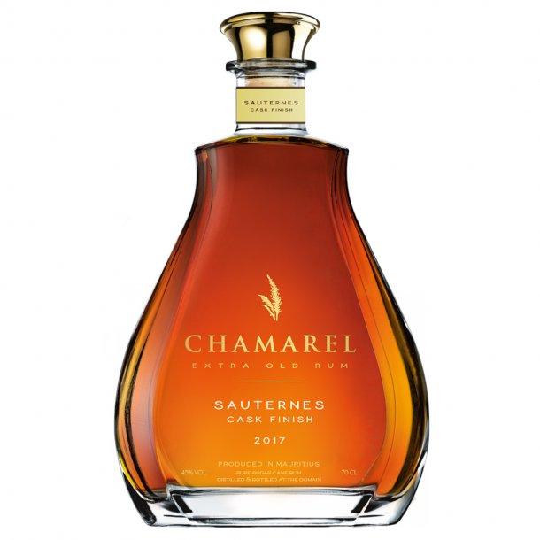 Chamarel Sauternes Cask Finish Rum