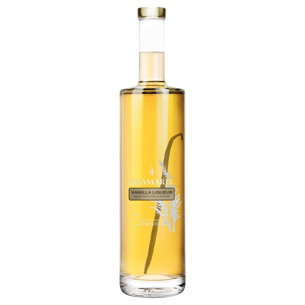 Chamarel Vanilla Liqueur